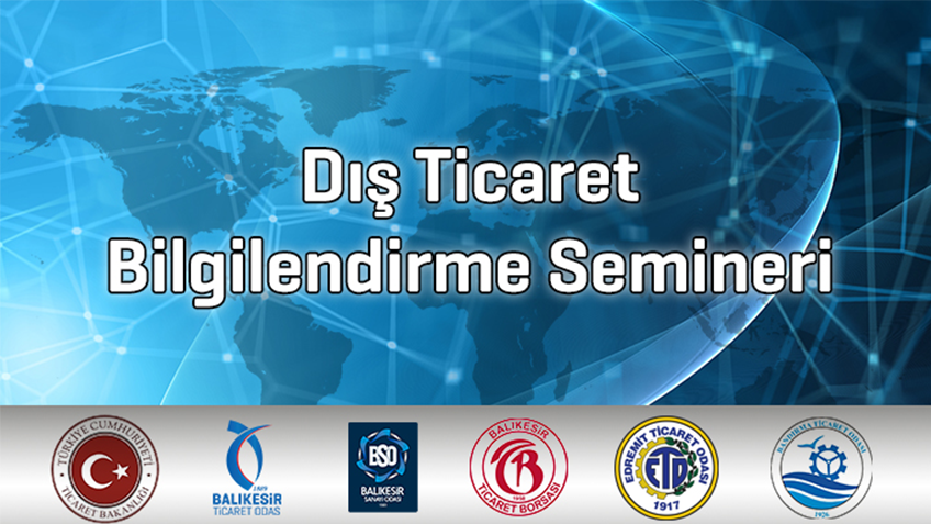 Announcement Of Foreign Trade Information Seminar