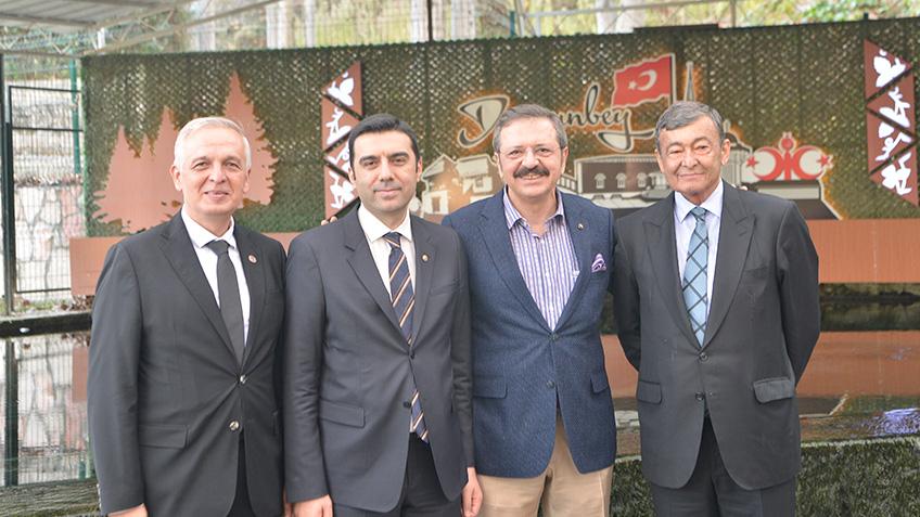 Balikesir, Turkey Chambers and Stock Exchanges Association of School