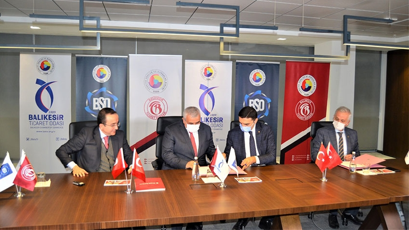 Protocol signatures were signed for Bankkart Başak Supply Chain Financing Project.