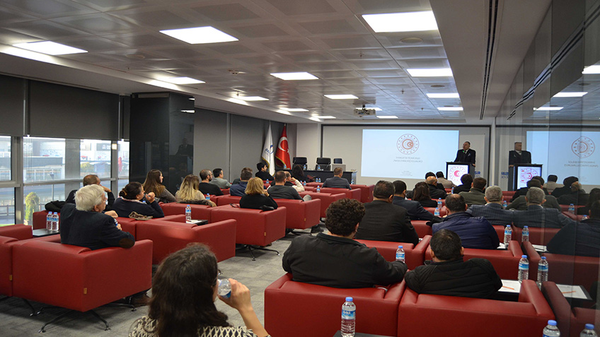 Foreign Trade Information Seminar 2019
