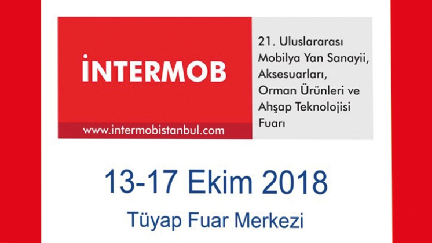 Intermob 2018 - International Furniture Side Industry, Accessories, Forest Products and Wood Technology Fair