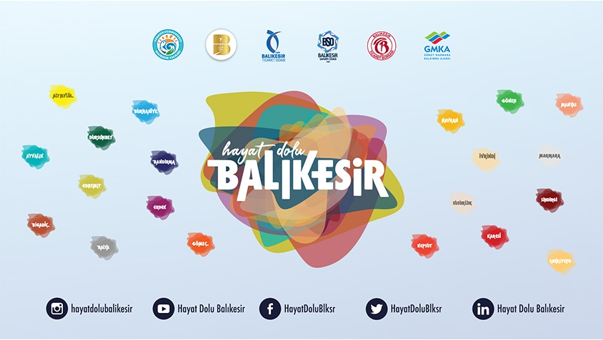 Signatures Signed for Balıkesir Full of Life