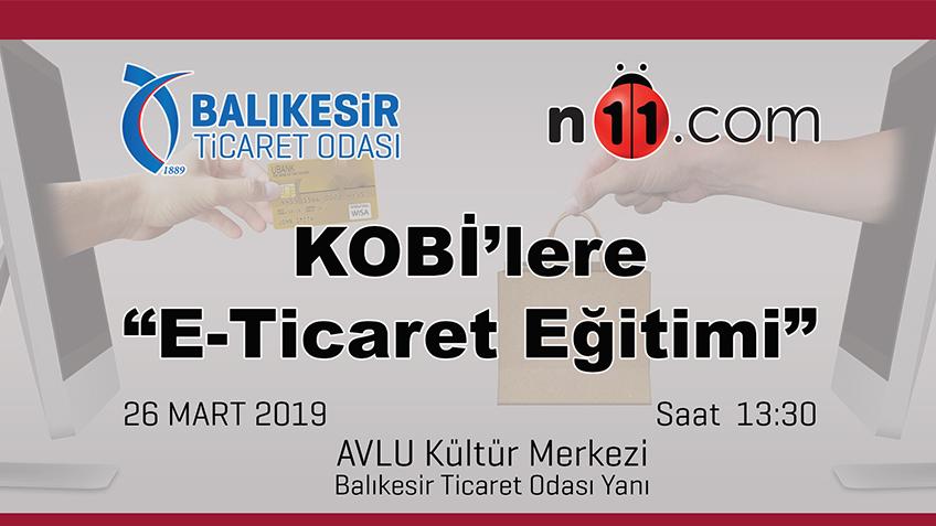 n11.com E-commerce training