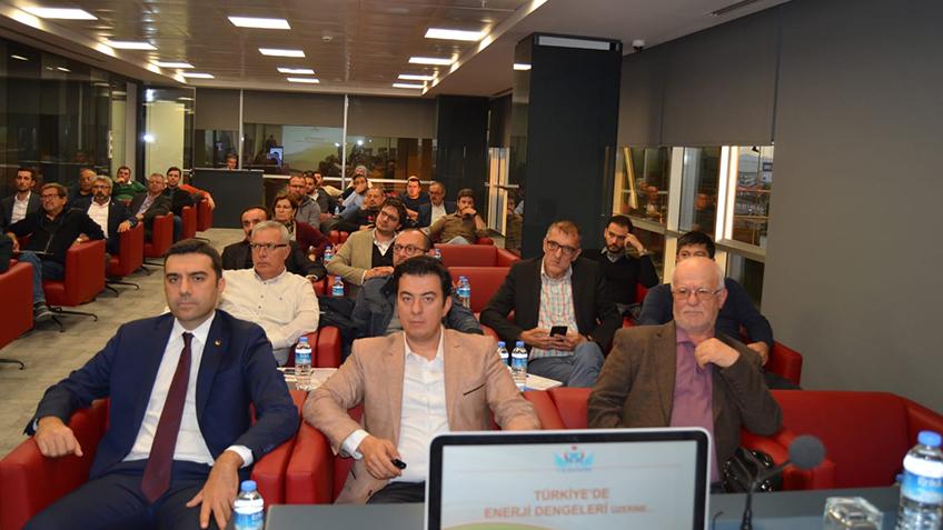 """""""Turkey's Energy Policies"""" We held the seminar"""