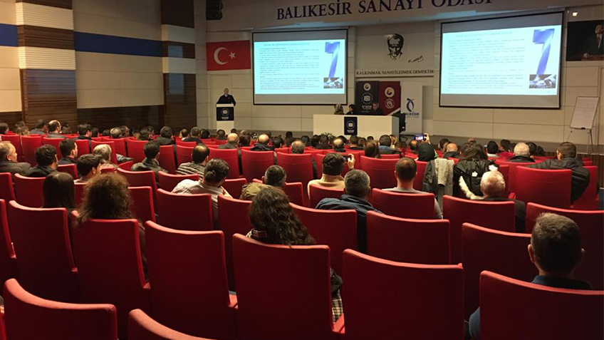 Turkish Food Codex Regulation on Food Labeling and Consumers Information Meeting